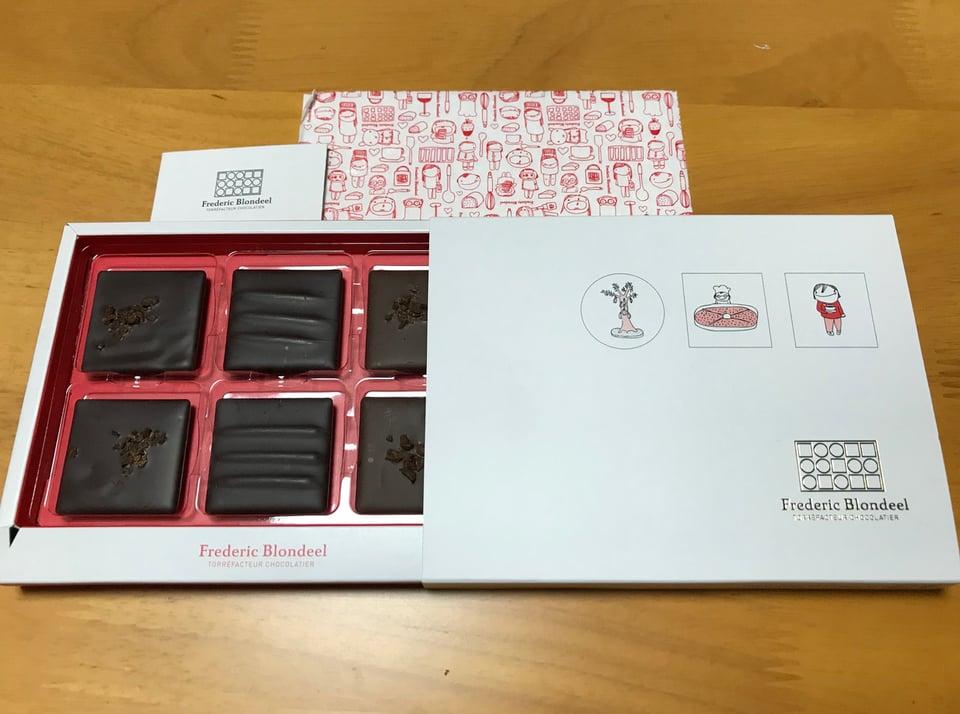 ディール フレデリック ブロン フレデリックブロンディールのバレンタイン!ビーントゥーショコラ!おすすめ口コミチョコレートをレビュー