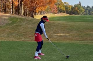 ゴルフ場で勤務するゴルフ大好きさんの素敵な写真をご紹介♪