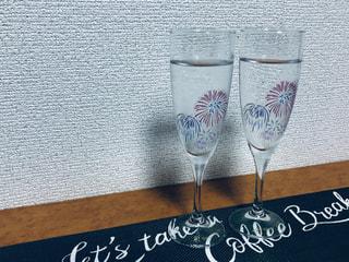 冷感花火〜おうち時間を楽しむお洒落なグラス