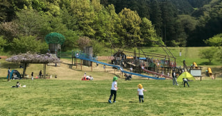 篠栗町総合運動公園(カブトの森公園)に行ってきました!