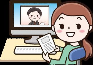 北九州事業所よりお知らせ★WEBで簡単リモート面接(^^♪まずは無料登録から!