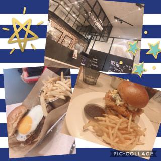 J.S. BURGERS CAFE マークイズ福岡ももち店♡激ウマでした~!