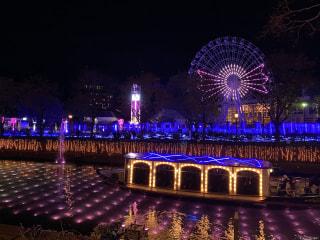 クリスマス前に…ハウステンボス✨300万球が輝く美しい夜景!&花火を見に行ってきました🎄