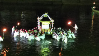豊後高田市の裸祭りに行ってきました!