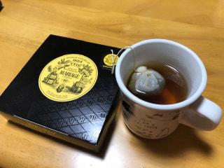 休日の afternoon teaはこれ! マリアージュフレールのマルコポーロ💕