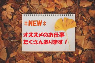 新着求人★飯塚市、直方、小竹方面、人気の事務です★