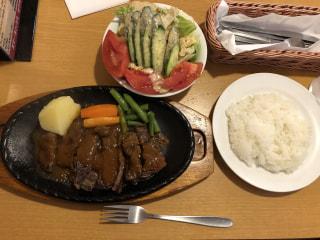 お肉~!(^^)!ステーキハウスタワラ 善行店へ行ってきました!