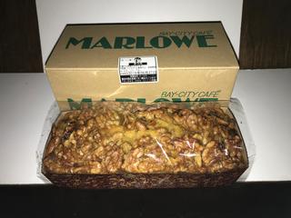 MARLOWEのパウンドケーキはくるみ祭り!!
