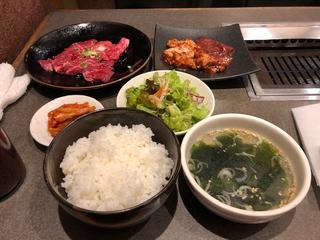 新橋・焼肉・ヒューマンブリッジ♡